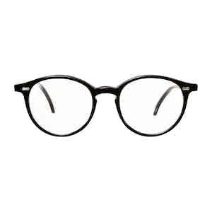 Black Acetate Optical Sunglasses