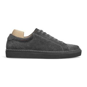 Grey Suede Oaken Monochrome Sneaker