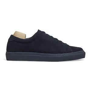Navy Suede Oaken Monochrome Sneaker