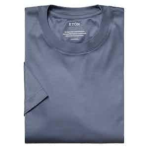 Grey Egyptian Cotton T-shirt