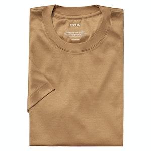 Khaki Egyptian Cotton T-shirt
