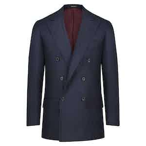 Blue Flannel Jacket