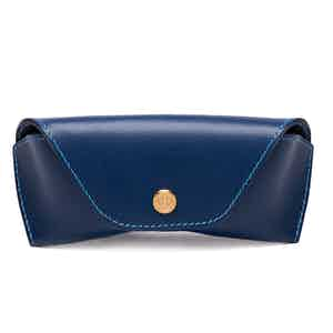 Cobalt Blue Spectrum Glasses Case