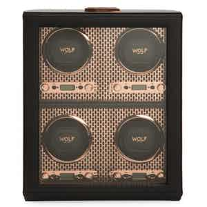 Copper Axis Four-Piece Winder
