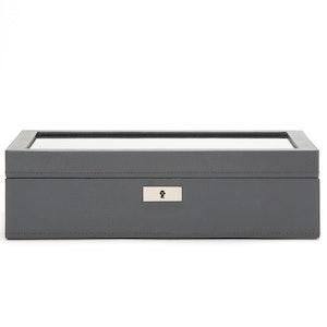 Grey Howard Watch Box