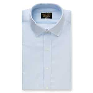Sky Blue Genio Cotton Shirt
