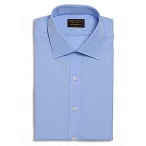 Sky Blue Superior Cotton Shirt