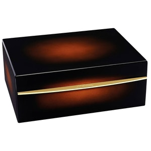 Brown Lacquer Humidor