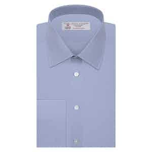 Blue Sea Island Classic Cotton Shirt