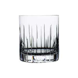 Crystal Straight Whisky Tumbler