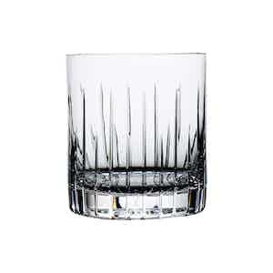 Crystal Straight Whisky Tumbler
