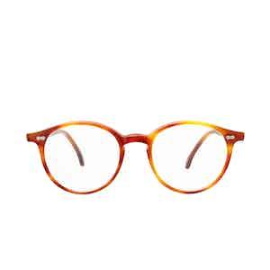 Cran Classic Tortoiseshell Acetate Eyeglasses