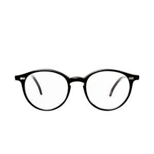 Cran Black Acetate Eyeglasses