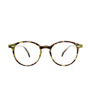 Cran Green Tortoiseshell Acetate Eyeglasses