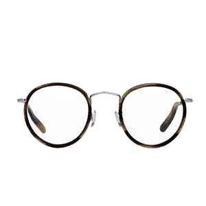 Crossbreed Horn Metal and Acetate Eyeglasses