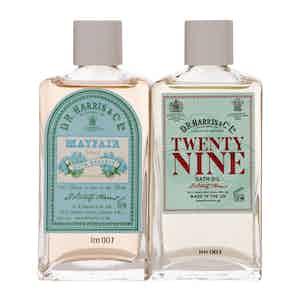 Mayfair Bath Essence and Twenty Nine Bath Oil Set