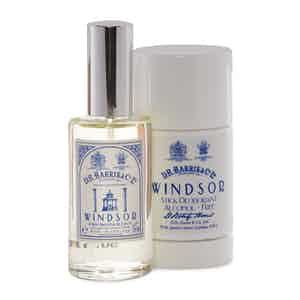 Windsor 50ml Cologne and Deodorant Set