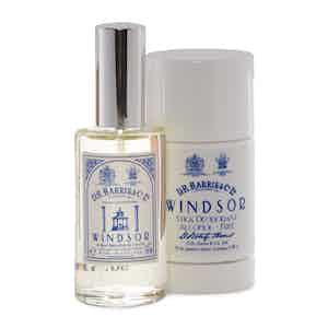 Windsor 50ml Cologne and Deodorant Set
