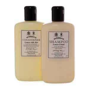 Lemon Shampoo and Conditioner Set