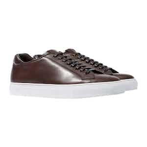 Ugo Moro Leather Sneakers
