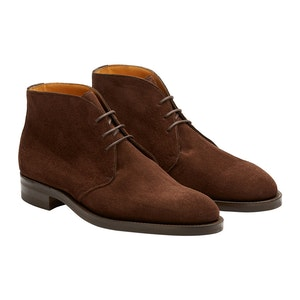 Mink Suede Banbury Chukka Boots