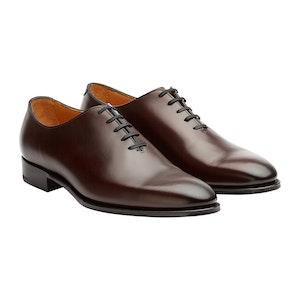 Nightshade Leather Newbury Whole-Cut Shoes