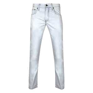 Light Blue Cotton Denim Ruby Jeans