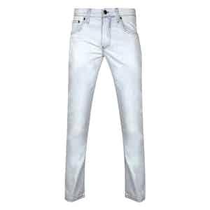 Light Blue Cotton Denim Ruby Jeans