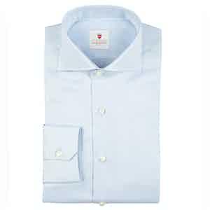 Azure Handmade Royal Cotton Shirt