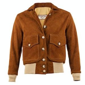 Tobacco AE 1932 Suede Jacket