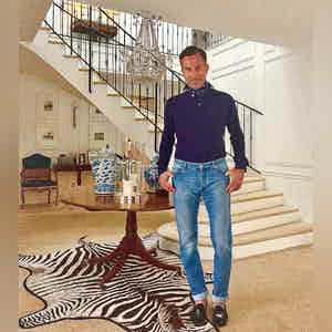 AK MC Perfect Blue Jeans