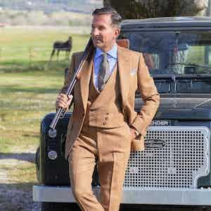 Kraft Estate Tweed Provence Waistcoat