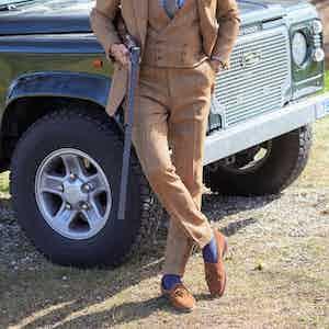 Kraft Estate Tweed Provence Trousers