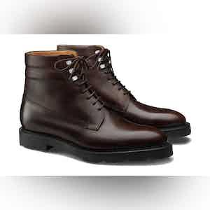 Brown Alder Boots