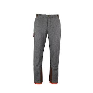 Charcoal Grey Alpine Winter Ski Trousers