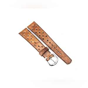 Tan Burnished Strap