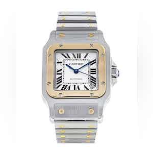 Cartier Santos Galbee W20099C4