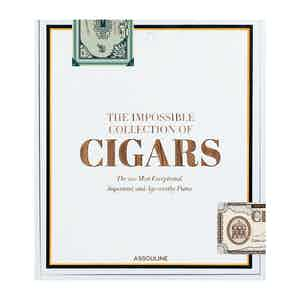 The Impossible Collection of Cigars Book