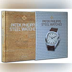 Patek Philippe Steel Watches, Limited Edition, by John Goldberger