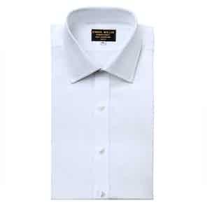 White Superior Cotton Shirt