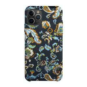 Blue and White Silk Alchemist Tivano iPhone 11 Pro Case