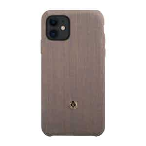 Beige and Blue Wool Gentleman iPhone 11 Case