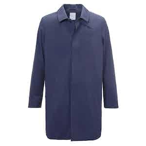 Dark Blue Antos Raincoat