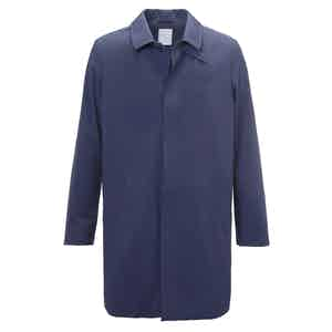 Dark Blue Antos Raincoat
