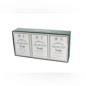 Arlington Bath Soap Box of Three