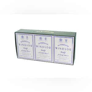 Windsor Bath Soap Box of Three