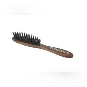 Wood and Badger Bristle Beard Brush