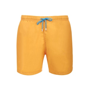 Yellow Filicudi Swimming Shorts