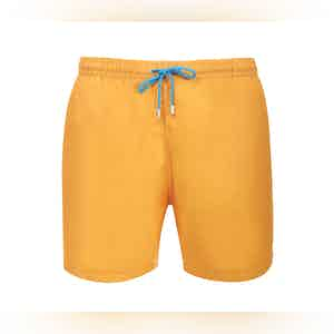 Yellow Filicudi Swimming Shorts