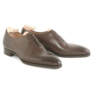 Oak Grant Vintage Leather Oxfords
